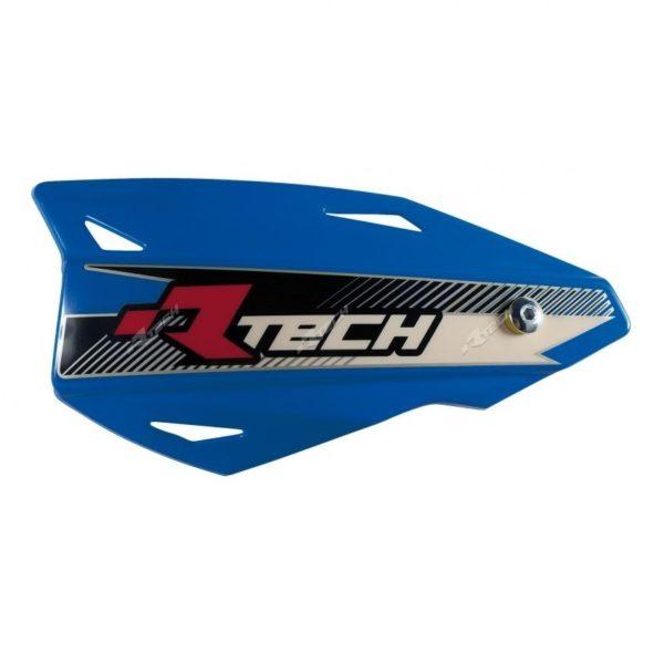 protege-mains motocross rtech bleu yamaha yz yzf reflex blue blue crue