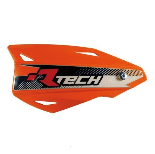 protege-mains motocross rtech vertigo orange ktm