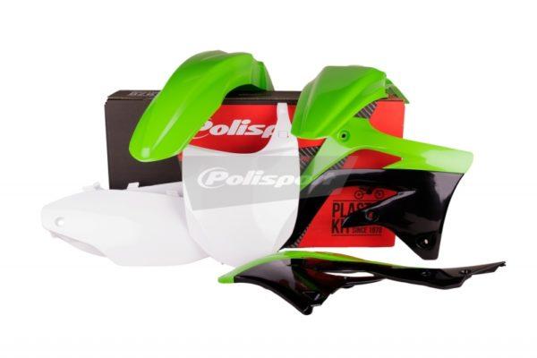 kit plastique polisport kawasaki kx kxf
