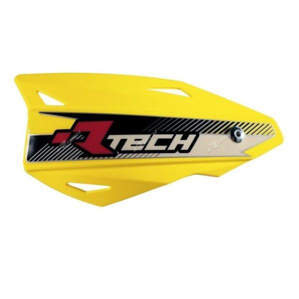 protege-mains motocross rtech vertigo reglable jaune