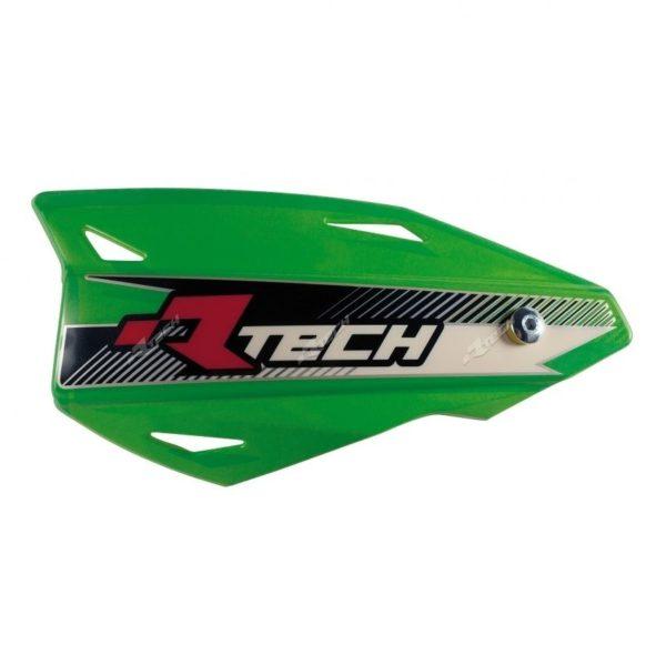 protege-mains motocross rtech vertigo reglable vert kawasaki