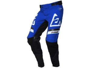 pantalon motocross enduro answer trinity voyd reflex-black-white