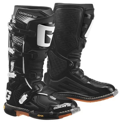 gaerne sg10 supermotard black