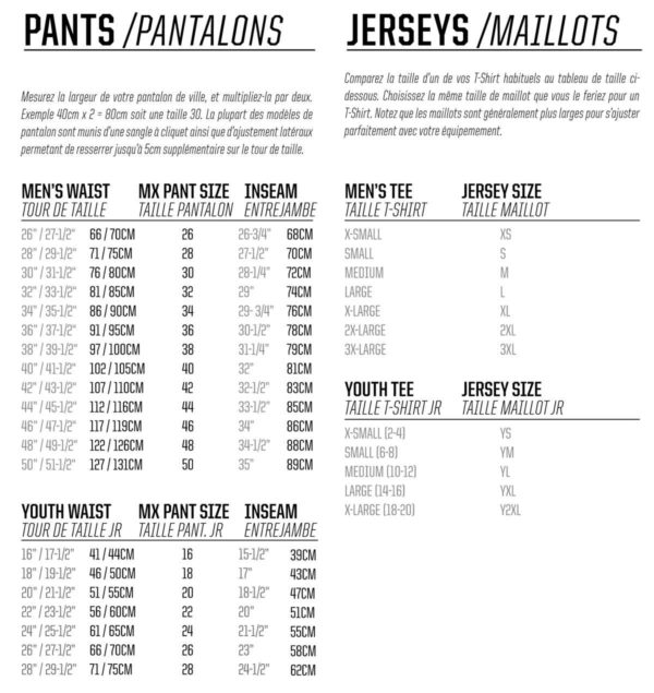 guide-taille-answer-maillot-et-panatlon