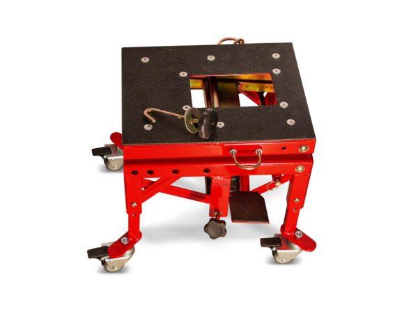 lève-moto hydraulique bihr rouge