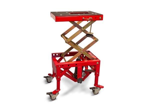lève-moto hydraulique bihr rouge(3)