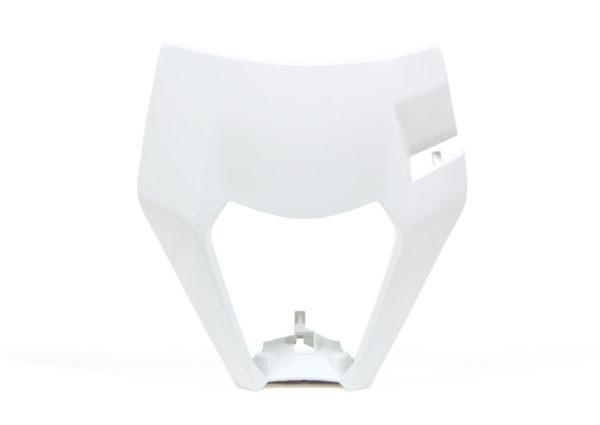 plastique-de-plaque-phare-racetech-blanche-ktm-exc-exc-f