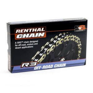 chaine de transmission renthal motocross 520 r3-3 o-ring