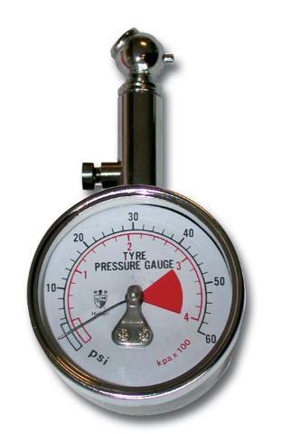 manometre a aiguille pression pneu