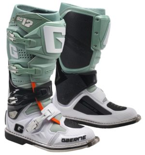bottes motocross gaerne sg12 special edition paste