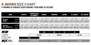 POD-K-SERIES-Size_Chart-2019