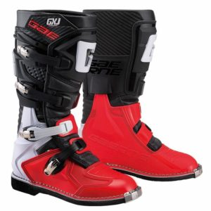 bottes enfants motocross mx gaerne gxj black-red