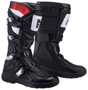 bottes motocross enduro gaerne gx1 evo black