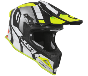 casque-motocross-enduro-just-1-j12-vector-white-yellow-fluo-carbon-mat-1