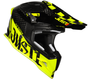 casque-motocross-just-1-j12-pro-full-carbon-gloss-fluo-yellow