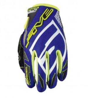 gant-motocross-enduro-five-gloves-mxf-prorider-s-blue-fluo-yellow-face