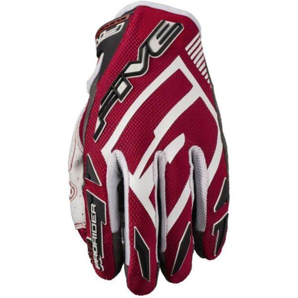 gant-motocross-enduro-five-gloves-mxf-prorider-s-red-2019-face