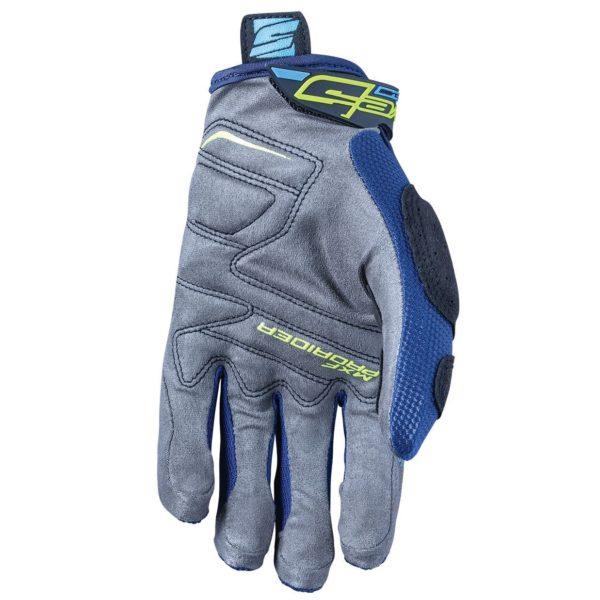 gant-motocross-five-gloves-mxf-prorider-s-green-water-fluo-yellow