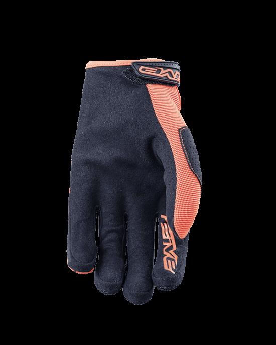 gant-motocross-five-gloves-mxf3-black-orange