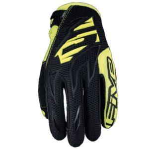 gant-motocross-five-gloves-mxf3-black-yellow-2020