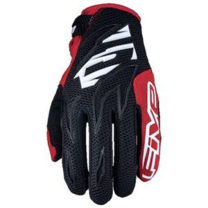 gant-motocross-five-gloves-mxf3-red-white-2020