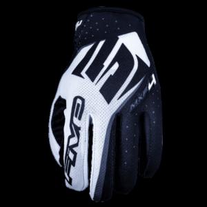 gants-motocross-enduro-five-gloves-mxf4-white-face