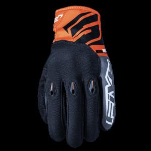 gants-motocross-enduro-five-gloves-orange-face