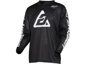 maillot motocross enduro mx answer arkon bold black-white