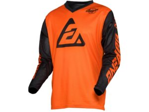 maillot motocross enduro mx answer arkon bold orange-black
