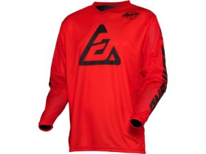 maillot motocross enduro mx answer arkon bold red-black