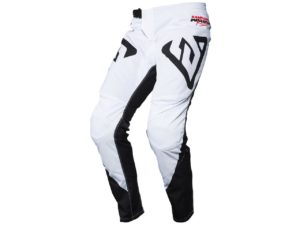 pantalon answer syncron pro glow white-black-pink