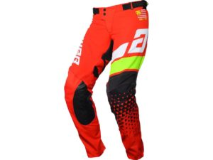 pantalon motocross enduro answer elite korza red-white-acid-black