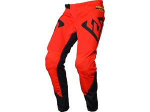 pantalon motocross enduro mx answer syncron pro glow red-white-acid