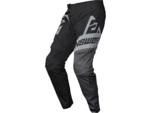 pantalon motocross enduro mx answer syncron voyd grey-black-steel