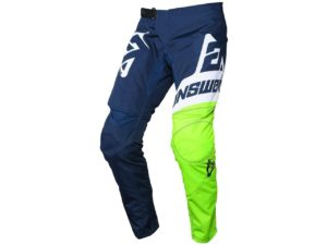 pantalon motocross enduro mx answer syncron voyd midnight-acid-white