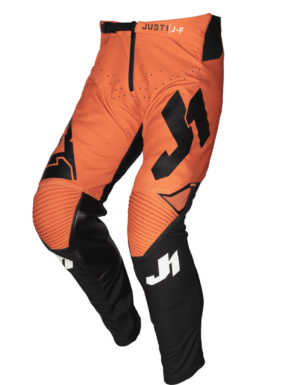 pantalon offroad motocross enduro just 1 j-flex pants aria-black-orange - Copie