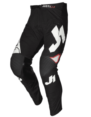 pantalon offroad motocross enduro just 1 j-flex pants aria-black-white