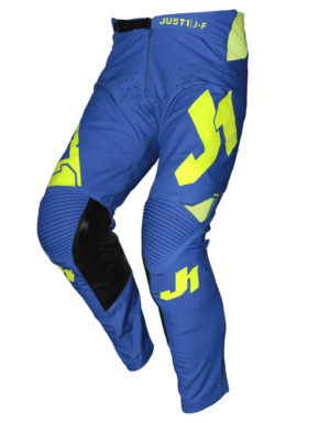 pantalon offroad motocross enduro just 1 j-flex pants aria-blue-fluo-yellow - Copie