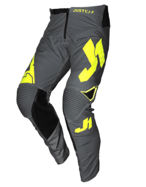 pantalon offroad motocross enduro just 1 j-flex pants aria-dark-grey-fluo-yellow