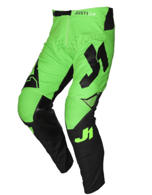 pantalon offroad motocross enduro just 1 j-flex pants aria-fluo-gree-black - Copie