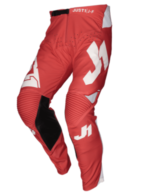 pantalon offroad motocross enduro just 1 j-flex pants aria-red-white
