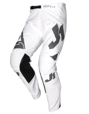pantalon offroad motocross enduro just 1 j-flex pants aria-white-grey