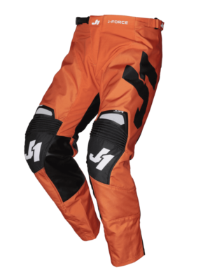 pantalon offroad motocross enduro just 1 j-force pants terra-black-orange