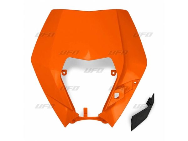 plastique-de-plaque-phare-ufo-orange-ktm-exc-exc-f