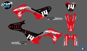 kit-déco-evo-team-red-black-honda-250-crf-2021
