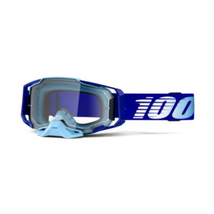 masque motocross 100 % armega royal-clear-lens
