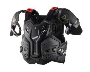 pare-pierre-plastron-motocross-leatt-6.5-noir-black